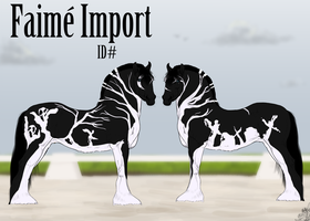 224 Faime Import by SlytherinAcres
