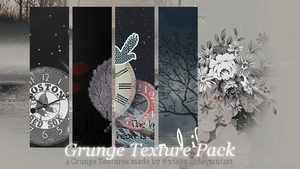 Grunge Textures Pack by 83days