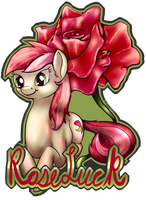 Rose Luck by BlindCoyote