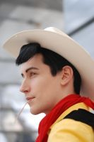 Lucky Luke Cosplay Close-Up by Videros