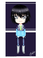 (MnG) Chibi Vincent by Absolute-King