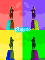 Kenzo Colors Pakour by POKETAZ