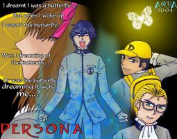 Persona by AquaWaters