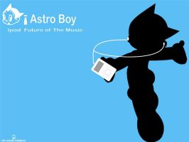 Astro Boy Ipod Cartoon by Mayuchan619