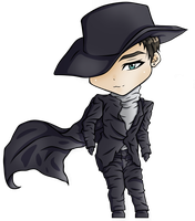 Big Bang Monster - TOP Chibi by uchi848