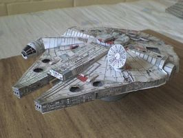 Millenium Falcon 4 by Amaro-House