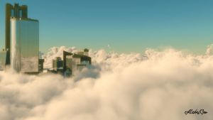 Cloudscrapers 2 by cyNickalCyn