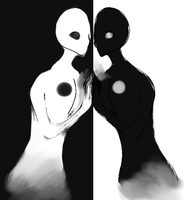 Ying Yang by wolfe111