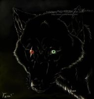 Feral by algy