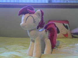 Roseluck plush... Has arrived. by zOMG-a-DropBear