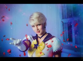 Eternal Sailor Uranus by LadaSever