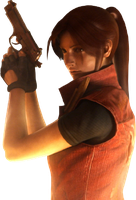 Claire_Redfield-Render by kevin4