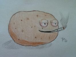 Baked Potato by micperson