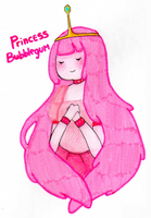 Princess Bubblegum by MasterB0nesX