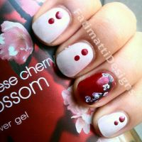 Japanese Cherry Blossom by FatimattiDesigns