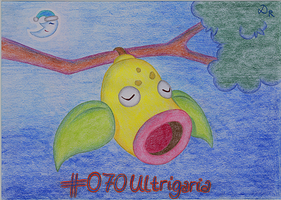 #070 Weepinbell by DonataRosca