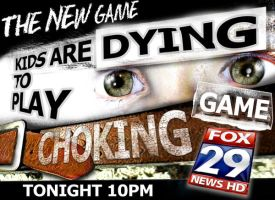 Choking Game by PatrickJoseph