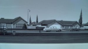 A picture of the houses across the street! by Weird--Girl