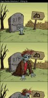 Angry Zombie Adventures 1 by ReallyAngry