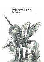 Infiltrator Luna by george5408