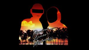 Daft Punk Wallpaper 2 by momentscomic