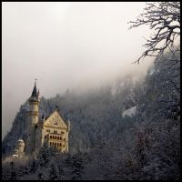 neuschwanstein by littlemissloathing