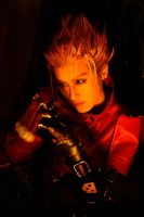 Trigun Vash love by 0hagaren0