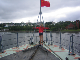 I'm Queen of the World by Tsimsian