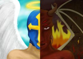 Angels and Demons by jetpilot55