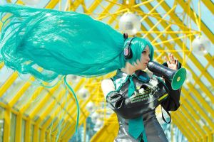 VOCALOID: Given Up by SaikoXIX