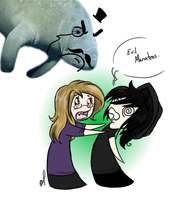 Manatee by ask-cyclone