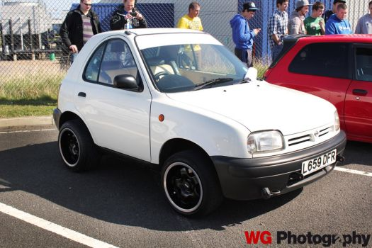 3dr Micra by Zer0Gfx