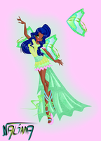 Commission 2/5: Nalima's Harmonix by ShimmeringMagic