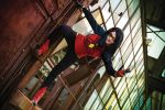 Spider-Woman by Yashuntafun