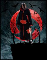 Itachi Uchiha by pikabellechu