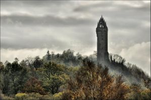 Wallace Monument - I by mesmerizer