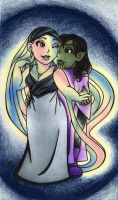 All Aglow by rachelillustrates