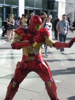 Fanime 2010 - Iron Man 2 by Cosphotos