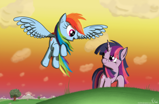 Out In The Fields by BCRich40