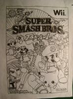 Super Smash Bros. Brawl by Scarangel999