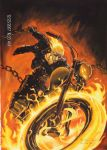 Enter the Ghost Rider by CYBERBUTTERFLY
