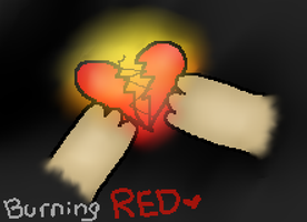 Oh, Burning Red... by l3utts