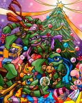 TMNT Secret Santa by alisa006
