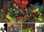 Color portfolio: Deathstroke page 14-15 by shiprock