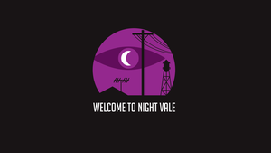 Welcome to Night Vale Wallpaper by NightLightArt