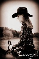 Cowgirl by Jedi-Cowgirl