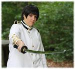 do you fear my sword? by Xx-Syaoran-kun-xX