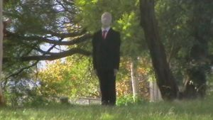 Slender Man Costume by Cryptdidical