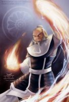 Iroh - The Grand Lotus by capnkupo