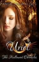 Uriel Book Cover by truenotdreams